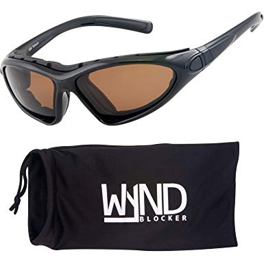 WYND Blocker Wraparound Glasses
