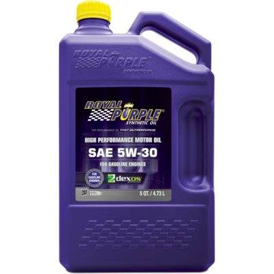 Royal Purple 51530 Oil