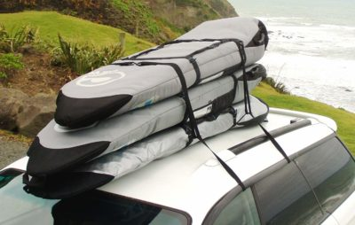 Curve Surfboard Soft Rack