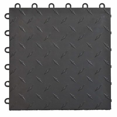 Speedway 789453B-50 Diamond Garage Floor Mat