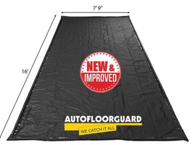 AutoFloorGuard Heavy Duty Containment Mat
