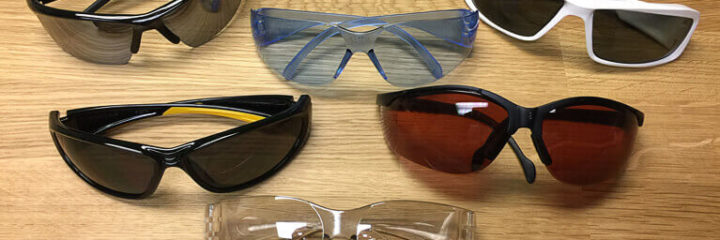Practice Safe Specs: Best Safety Glasses and Goggles