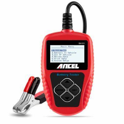 ANCEL BA101 Automotive Load Battery Tester