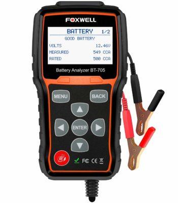 FOXWELL Battery Tester