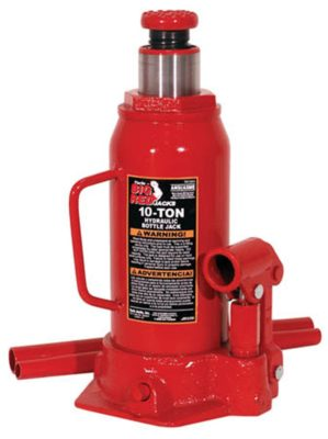 Torin Big Red Hydraulic Bottle Jack