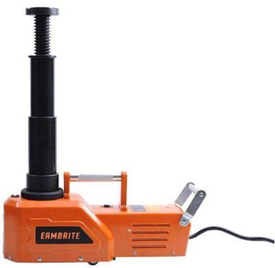 EAMBRITE 12V DC Hydraulic Floor Jack