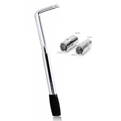 YITAMOTOR Standard Telescoping Lug Wrench