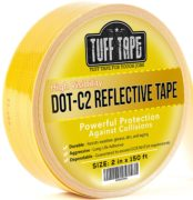 DOT Reflective Tape DOT-C2 Conspicuity Yellow Tape