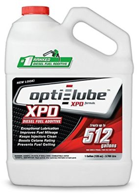 Opti-Lube XPD All Seasons Diesel Fuel Additive