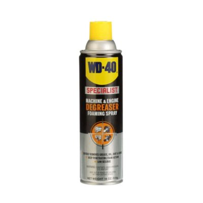 WD-40 Engine Degreaser Foaming Spray