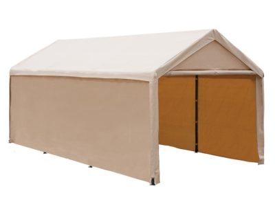Abba Patio Heavy Duty Carport Car Canopy