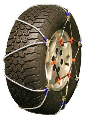 Quality Chain Volt LT Cable Tire Chains (QV757)