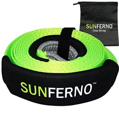 Sunferno Ultimate Tow Recovery Strap