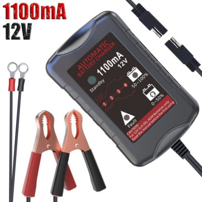 LST 12V Battery Trickle Charger