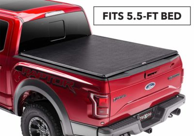 Ford F150 Bed Truxedo TruXport Soft Rollup Tonneau Cover