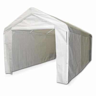 Caravan Canopy Side Wall Domain Carport Kit