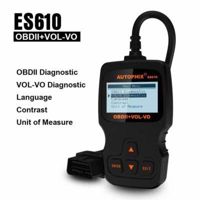 Autophix ES610 SRS ABS Code Reader