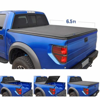 Tyger Auto T3 Truck Bed Cover