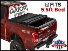 Gator Hybrid High Folding Tonneau Truck Bed