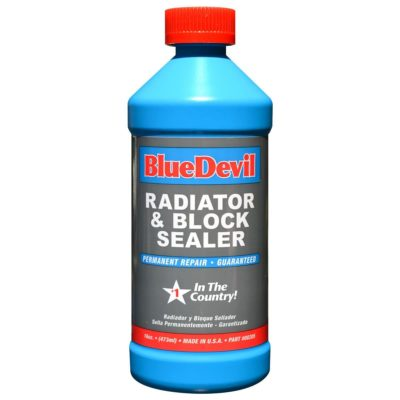 Blue Devil Radiator & Block Sealer