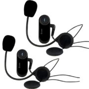 Buyee Motorcycle Bluetooth Helmet Intercom headset