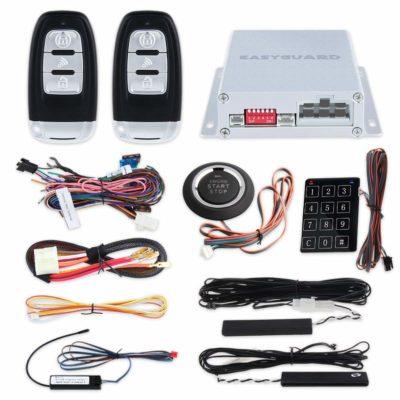EASYGUARD EC002 Smart Key RFID PKE Car Alarm System