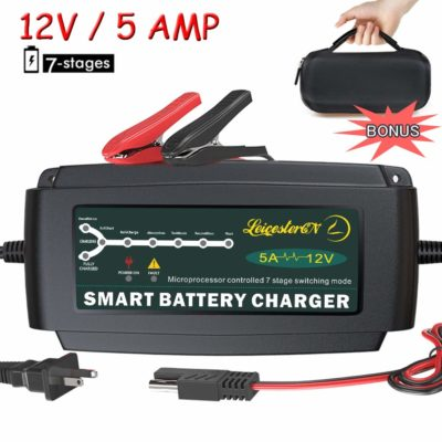 LST 12V 5A Automatic Battery Charge