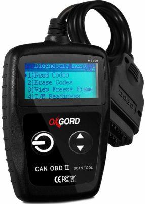 OxGord OBD2 Scanner Code Reader