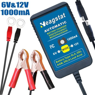 Heagstat Trickle Battery Charger 6V 12V