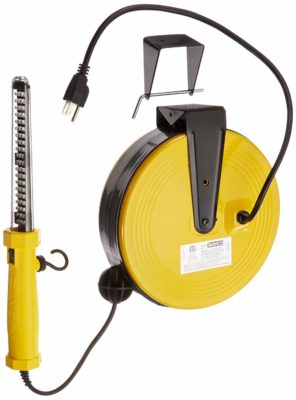 Bayco SL-864 60 LED Work Light on Metal Reel