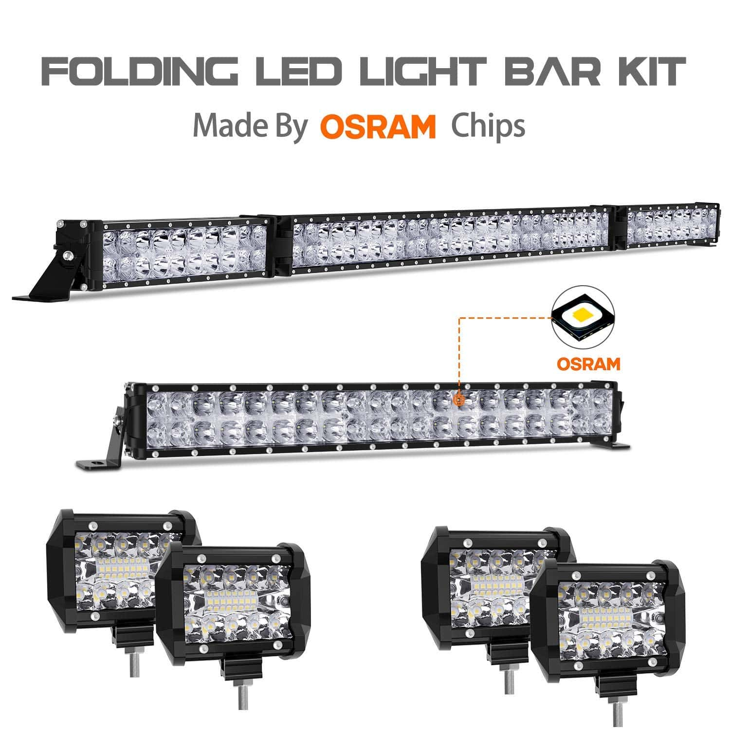 The 10 Best Led Light Bars To Buy 2020 Auto Quarterly