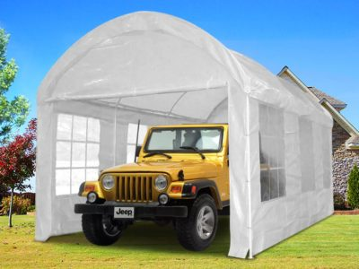 Quictent Heavy Duty Portable Carport Canopy