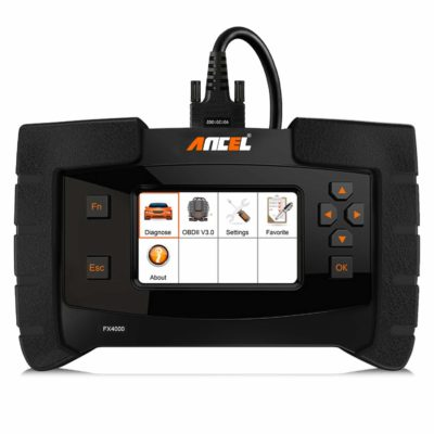 Ancel FX4000 All System Automotive