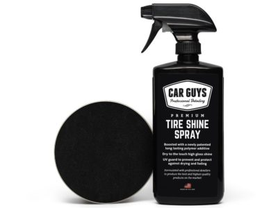 Car Guys Tire Shine Spray