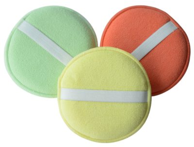Sinland Microfiber Sponge applicator Polishing Pads