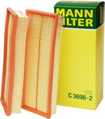 Mann Filter C 3698/3-2 Air Filter Element