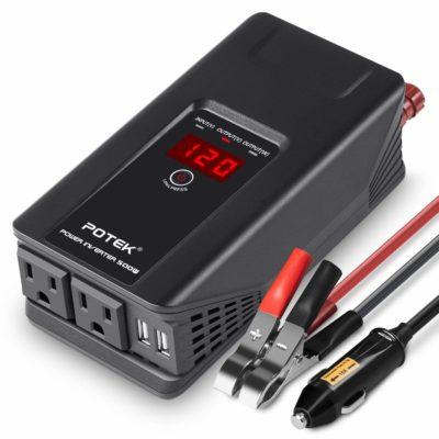Potek 500W Power Inverter