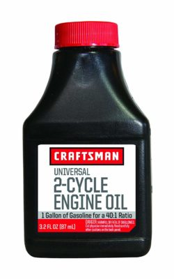 Craftsman 64291 Universal 2-Cycle Oil