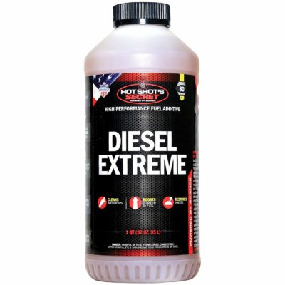 Hot Shot's Secret Diesel Extreme Clean and Boost
