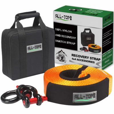 ALL-TOP Heavy-Duty Recovery Strap Kit