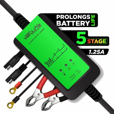 12V Automatic Battery Maintainer Tender Trickle Charger
