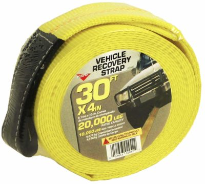 Keeper 02942 30'x4'' Recovery Strap