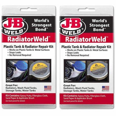 J-B Weld 2120 Radiator and Plastic Repair Kit