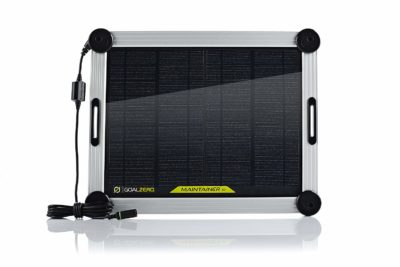 Goal Zero Maintainer 10 Trickle Charger Solar Panel