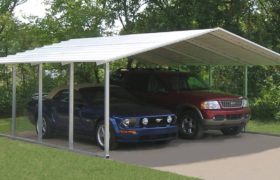 Best Carport Kits to Store Your Car