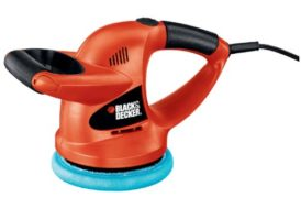 Black+Decker Variable Speed Polisher