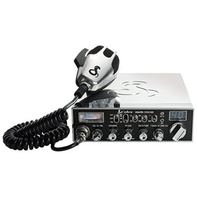 Cobra Electronics CBR29LTDCHR 40-Channel CB Radio
