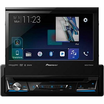 "Pioneer AVH-3400NEX 7"" Display Single-Din In-Dash NEX DVD Receiver"