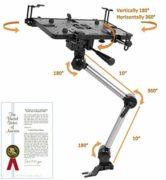Mobotron MS-426 Standard Car iPad Mount