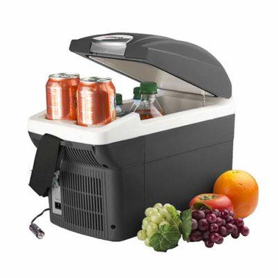 Wagan EL6206 - 6 Quart 12V Portable Electric Cooler/Warmer